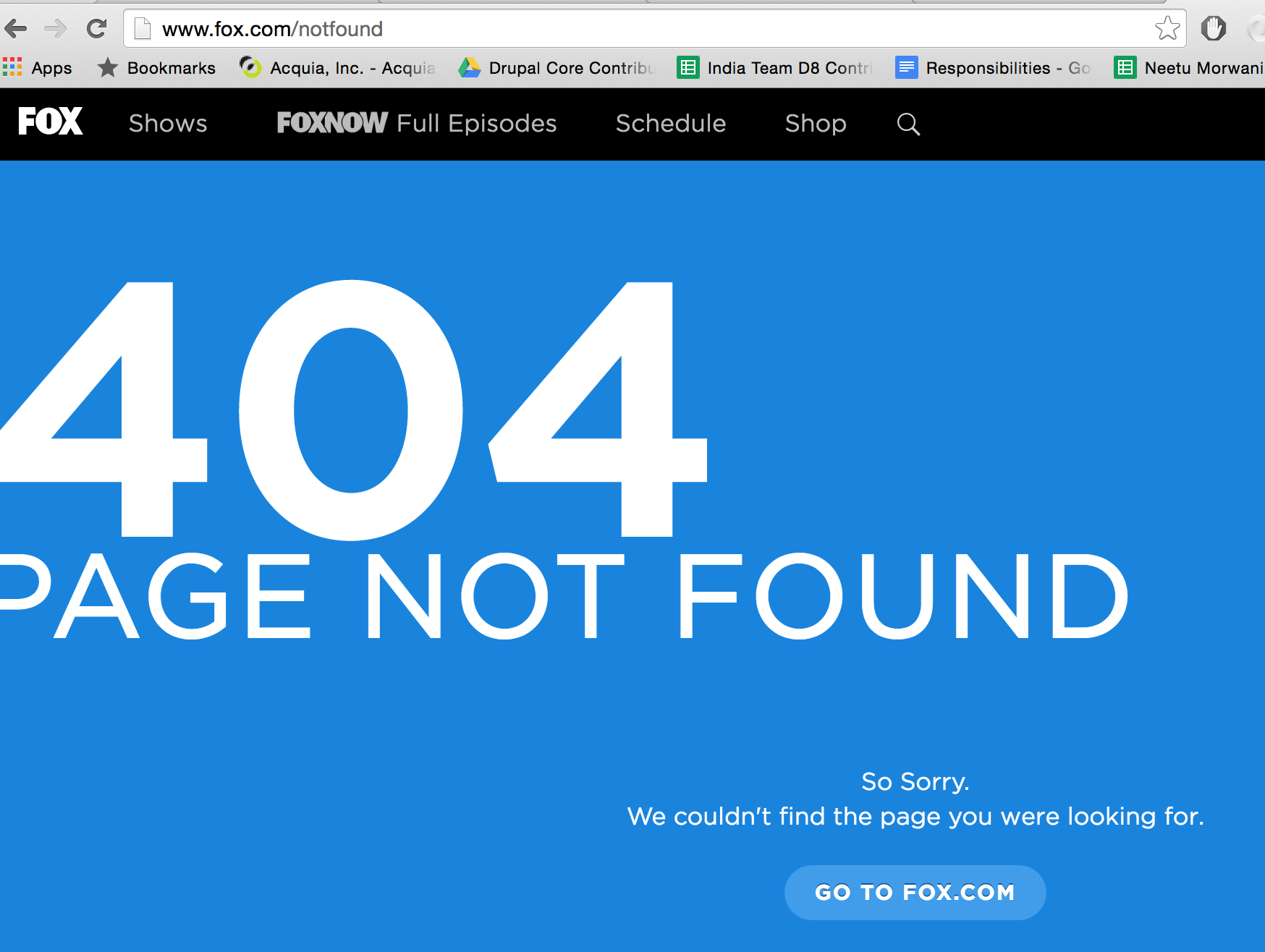 Drupal 8 Module Of The Week Fast 404 Acquia Page Not Found Response Fully Bootstrapping