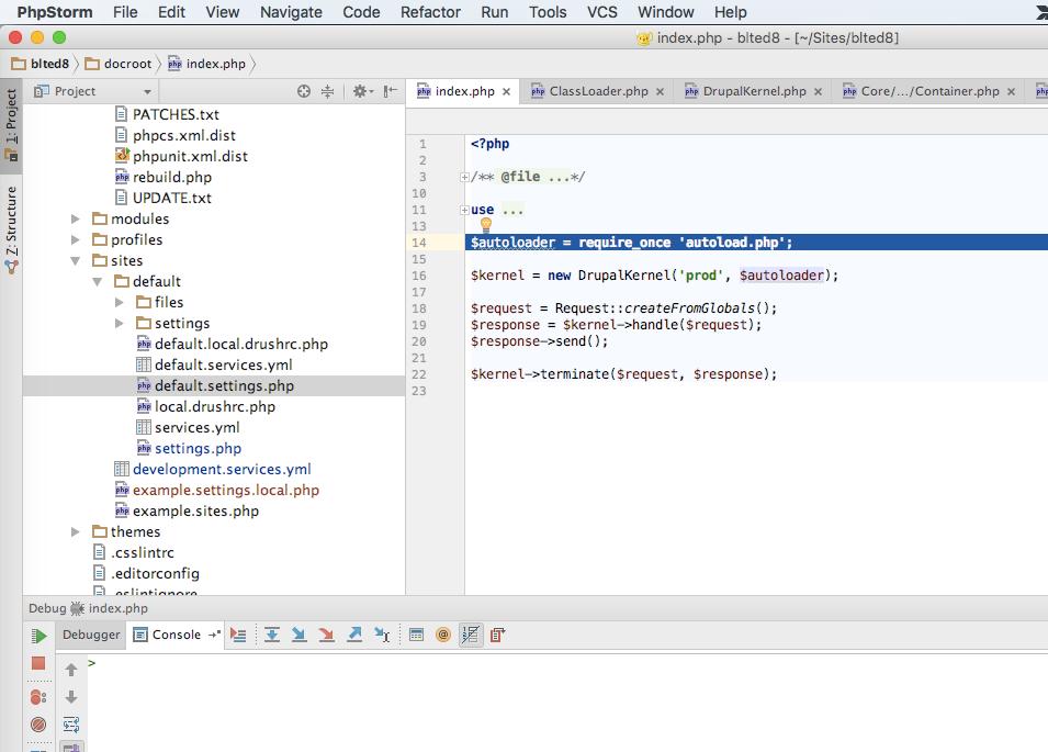 phpstorm keyboard stops working mac
